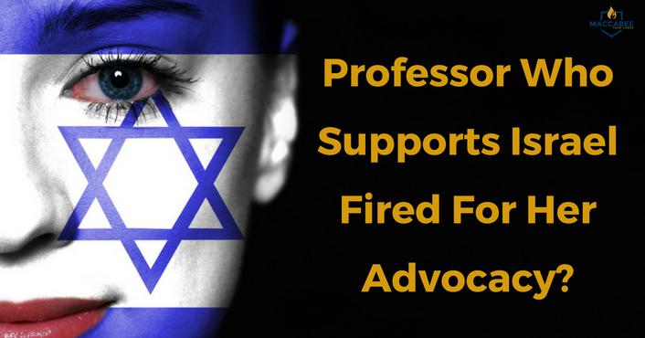 UMD Professor Fired