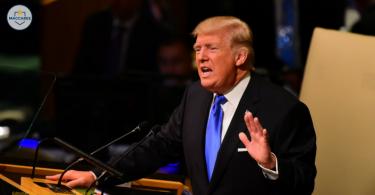 Trump on Palestinians Aid