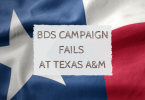 BDS Campaign Fails, Once Again