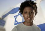 Chloe Valdary Speaks against anti-Semitism