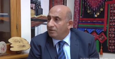 BDS Fail- Beit Jala Mayor Nicola Khamis