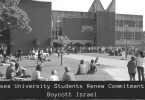 Sussex University Students Renew Commitment to Boycott Israel