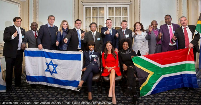 1,500-plus South African Jews and Christians learn to counter the BDS movement