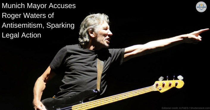 Munich Mayor Accuses Roger Waters of Antisemitism, Sparking Legal Action
