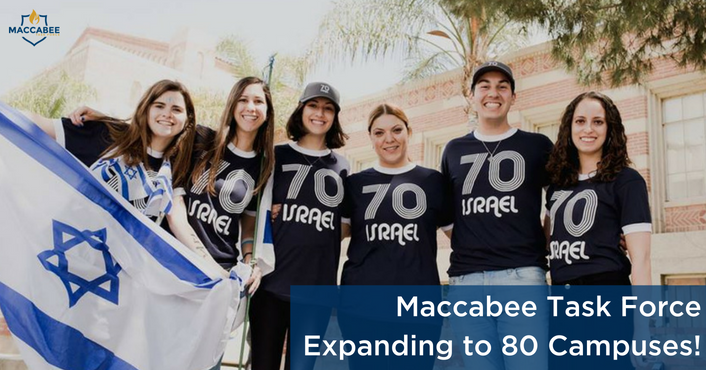 Sheldon Adelson-backed pro-Israel campus initiative Maccabee Task Force doubling to 80 campuses