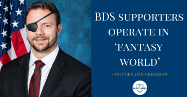 BDS supporters operate in 'fantasy world'