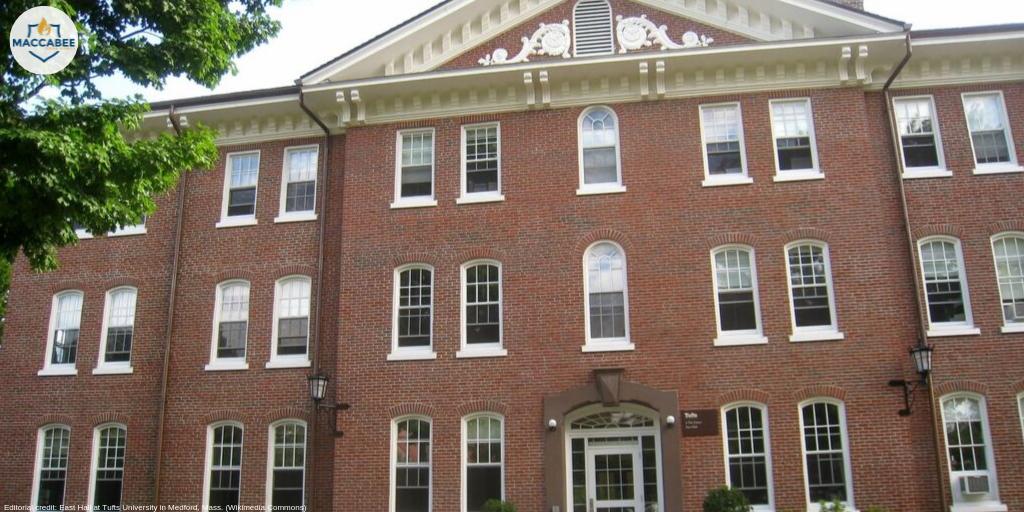Swastika hung on dorm door of Jewish student at Tufts