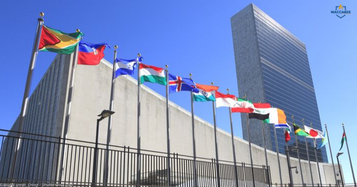 UN releases 'unprecedented' report linking anti-Semitism to BDS movement