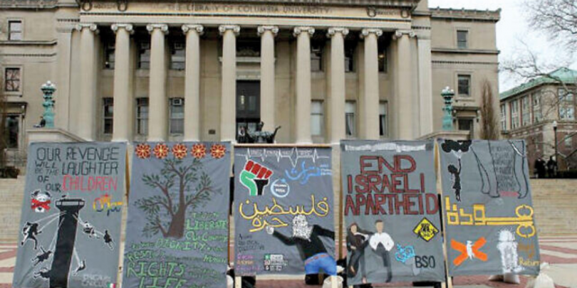 Bollinger Ties BDS Vote to Rising Anti-Semitism