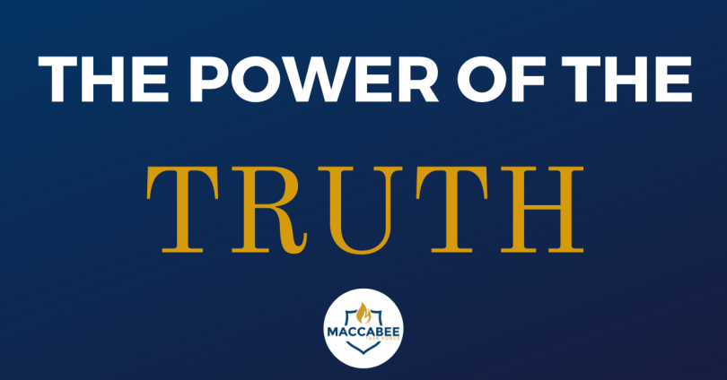 Power of the Truth About Israel