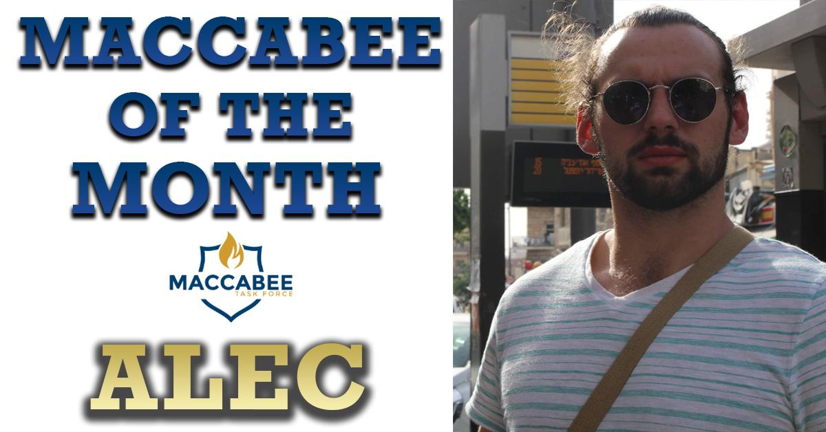Alec Maccabee