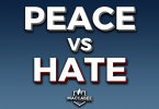 Peace V Hate - Maccabee Monthly Update