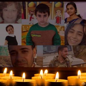12 Israelis murdered by terrorist rocket fire