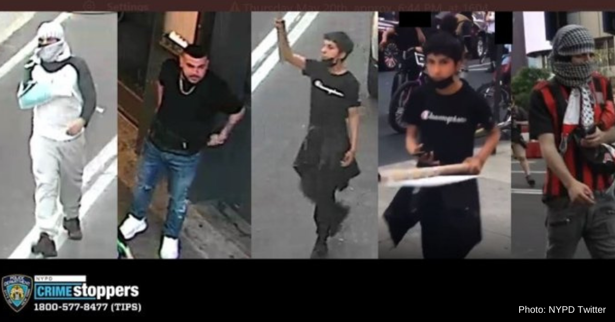 Suspect in Antisemitic Attack in Manhattan Says 'I Would Do It Again' as Police Seek Four Accomplices