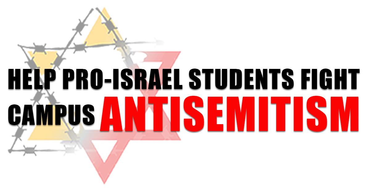 Defend Israel, Fight Antisemitism